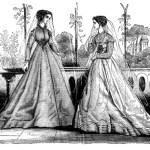 Harpers Bazaar, 1867