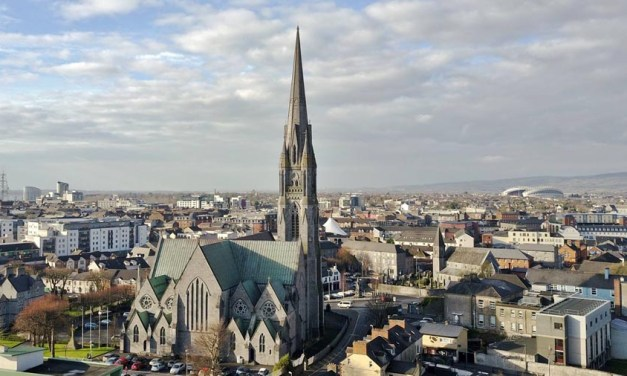 7 Stunning Scenes from the Sky in Limerick City