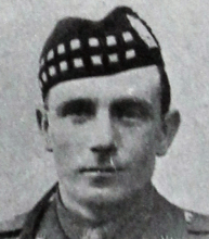 James Shannon Dunn (Source: 'Our Heroes', south Dublin Libraries)