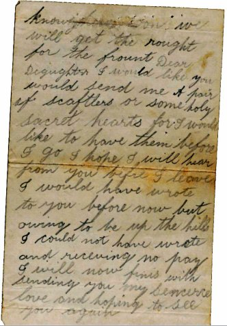 Page 2 (Source: National Archives of Ireland)
