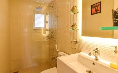 Goa-Artsy Luxury Penthouse in Candolim 9