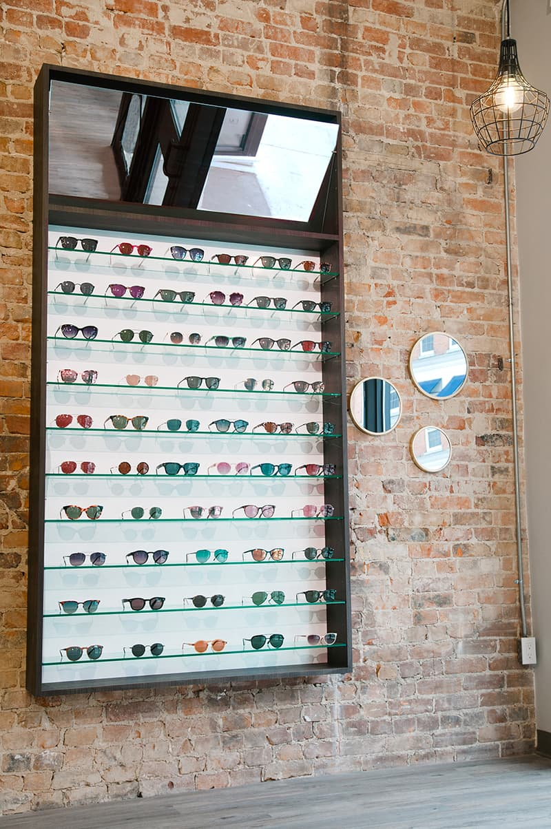 Limestone Eyecare Interior