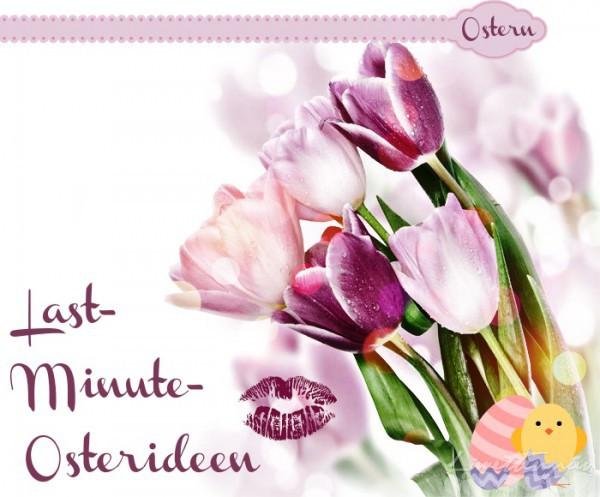 Last-Minute-Ostern