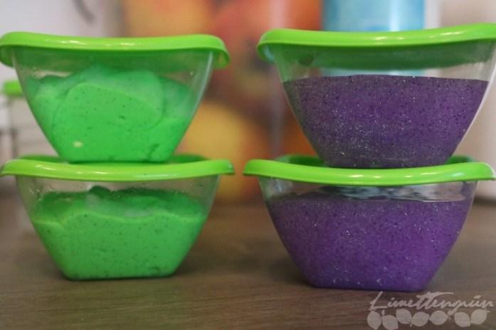 Spiel-Slime selber machen
