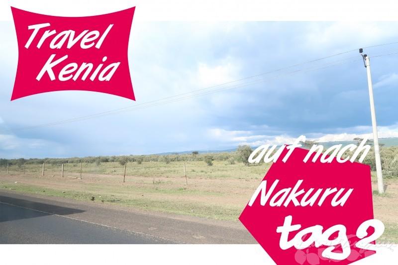 Travel: Kenia - Tag 2 - Fahrt nach Nakuru