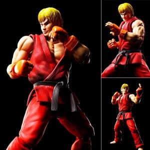 Street Fighter S.H.Figuarts Ken Masters