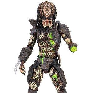 NECA Predator 2 / City Hunter Predator Ultimate 7 Inch Action Figure Battle Damage Ver