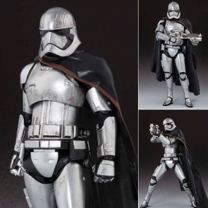 S.H. Figuarts – Captain Phasma Star Wars- The Force Awakens