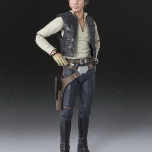 S.H.Figuarts Star Wars Han Solo (A New Hope) SHF BANDAI TAMASHII NATIONS