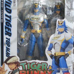 [BIB/A] Tiger & Bunny S.H.Figuarts Wild Tiger (Top MaG Version) – Tamashii Nations Bandai