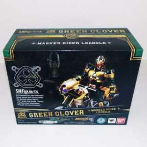 S.H.Figuarts Green Clover Tamashii Nations Exclusive – (Kamen) Masked Rider Leangle