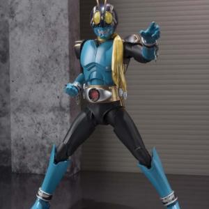 S.H. Figuarts Kamen Masked Rider 3 (Super Hero Taisen GP) Tamashii Nations Bandai