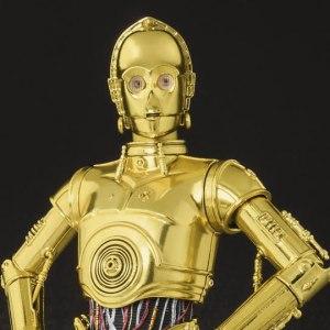 (MIB) Star Wars S.H.Figuarts C-3PO (A New Hope) Bandai Tamashii Nations