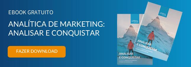 Analítica de Marketing, Analisar e Conquistar, previsão de vendas, alinhar marketing e vendas, marketing analytics