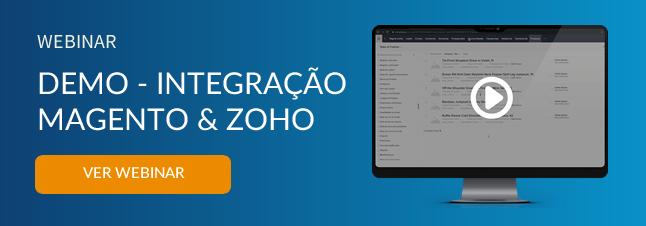 eCommerce, Magento, Zoho