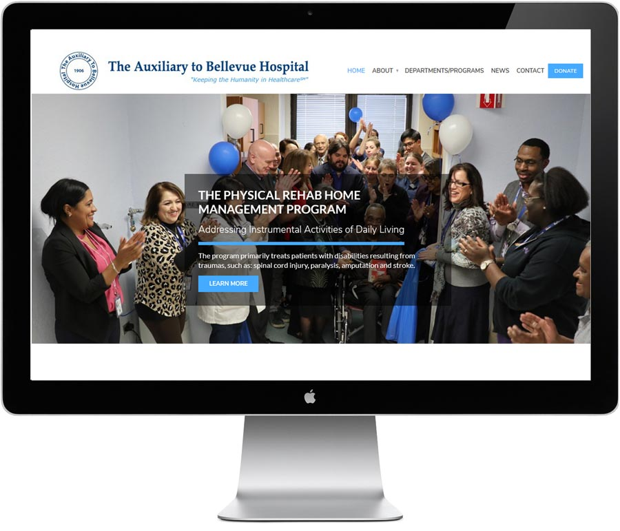 Auxiliary to Bellevue Hospital Center