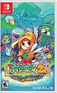 ittle dew 2 plus for nintendo switch cover