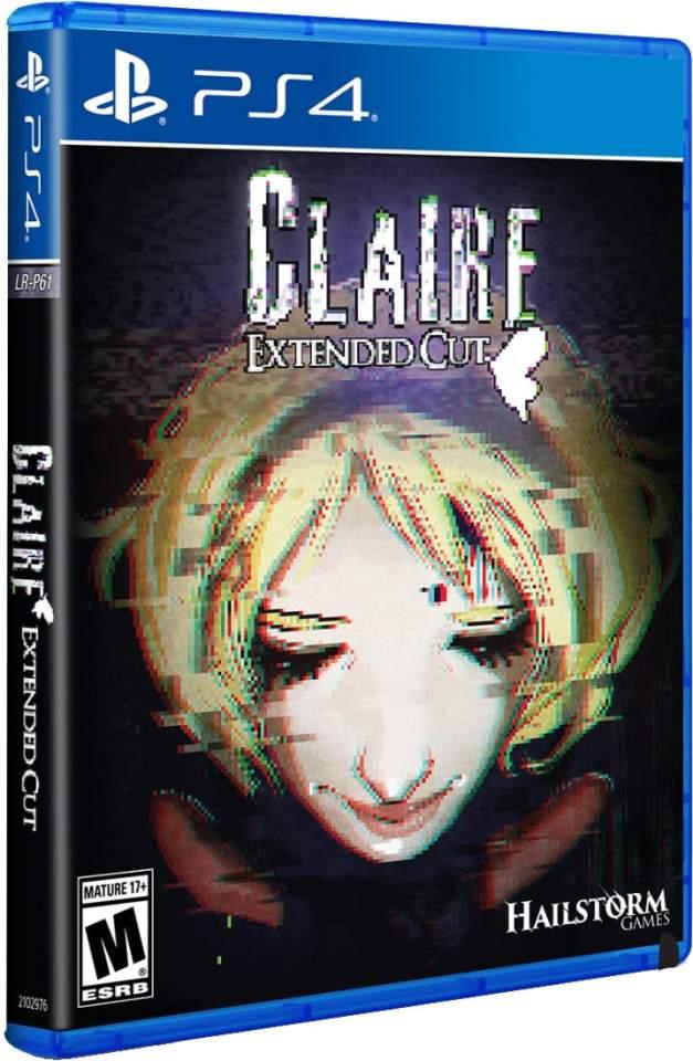 claire ps4 lrg limitedrungames.com cover