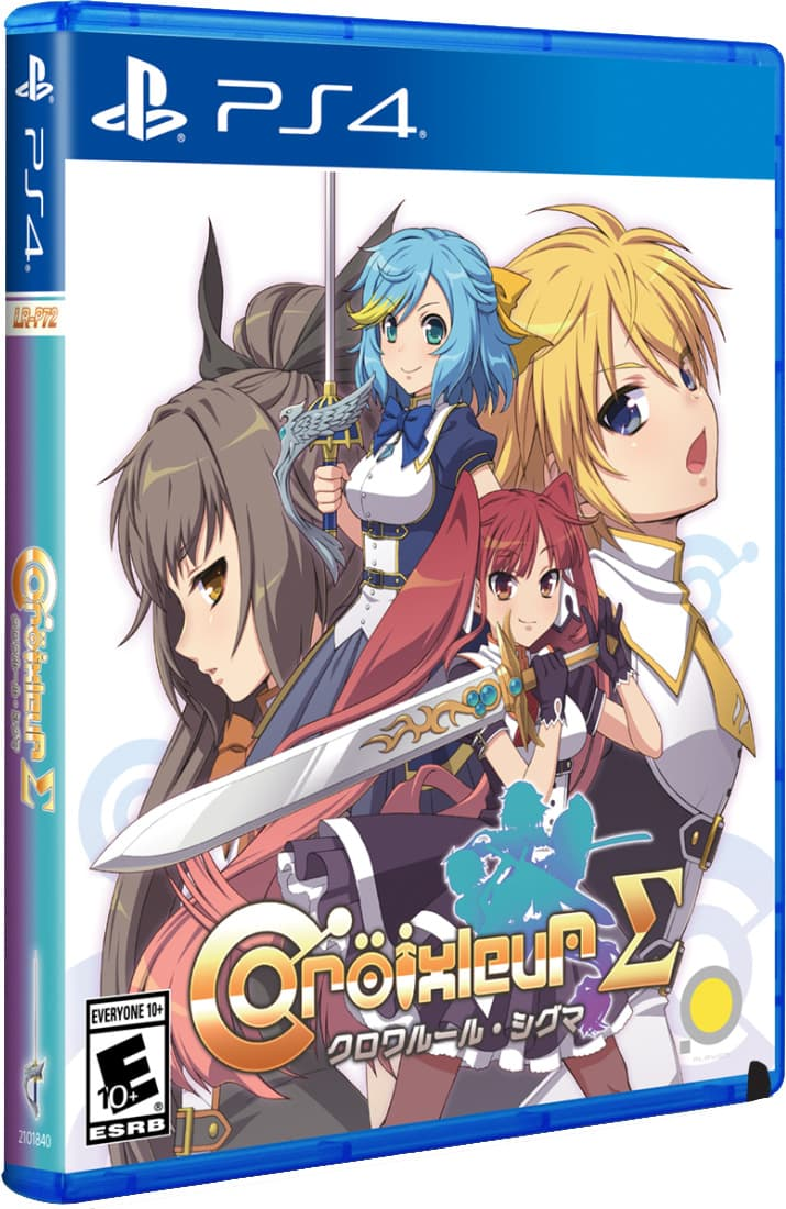 Croixleur Sigma for PS4 and PS Vita - Limited Game News