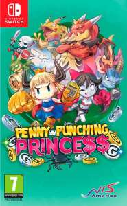 penny-punching princess nis ameriaca nintendo switch cover