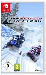 snow moto racing freedom zordix nintendo switch cover