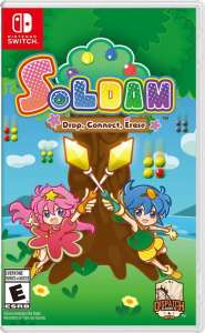 soldam drop connect erase dispatch games nintendo switch cover