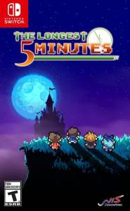 the longest 5 minutes nis america nintendo switch cover
