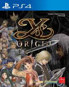 ys origin falcom multi language ps4 psvita cover
