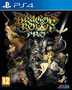 dragons crown pro atlus ps4 cover