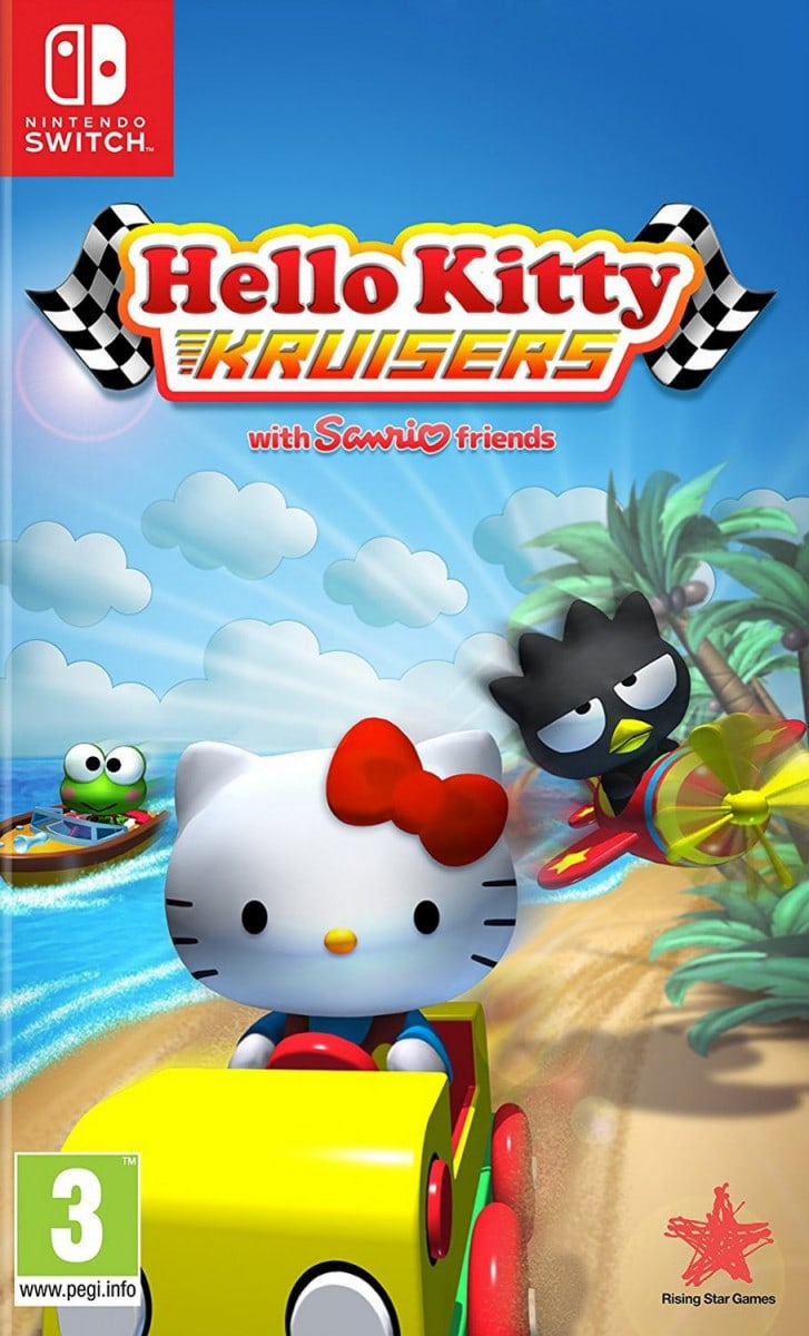 Hello Kitty Kruisers for Nintendo Switch - Limited Game News