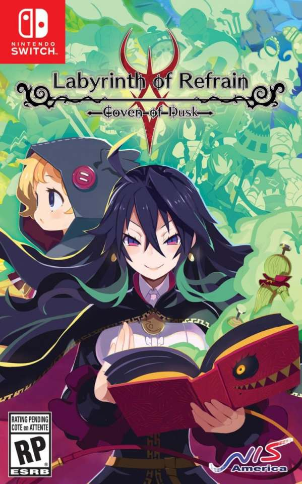 labyrinth of refrain coven of dusk nisa nintendo switch ps4 cover