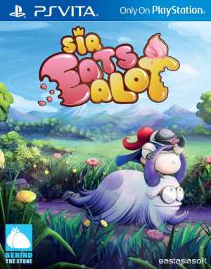 sir eatsalot limited edition eastasiasoft behind the stone play-asia.com ps vita-cover