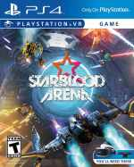 starblood arena ps4 psvr cover