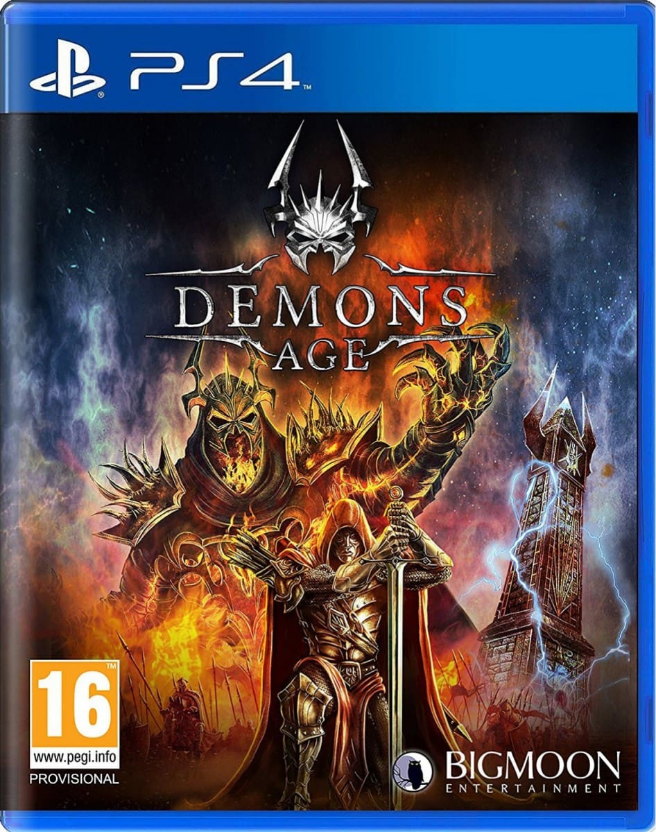 Demons Age for PlayStation 4 - Limited Game News