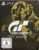 gran turismo sport steelbook edition ps4 psvr cover