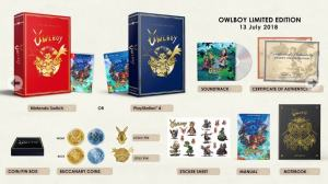 owlboy limited edition nintendo switch ps4 contents