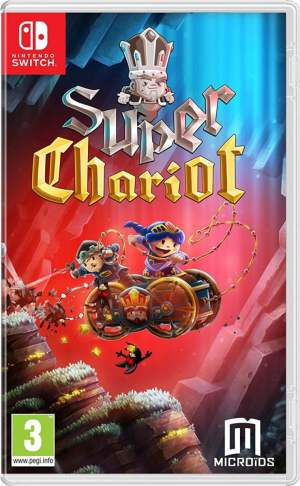 super chariot microids nintendo switch cover