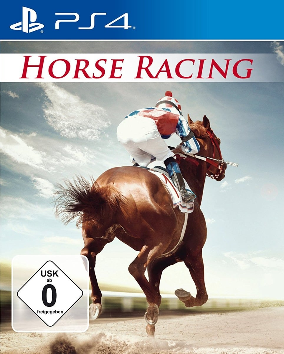 Horse Racing For Playstation 4 Limited Game News
