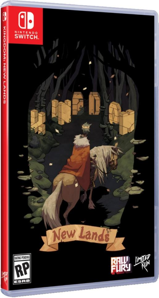 kingdom new lands raw fury limitedrungames.com nintendo switch ps4 cover