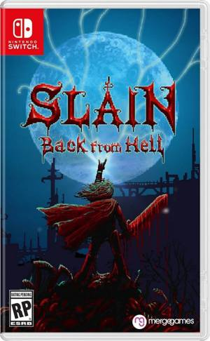 slain back from hell merge games nintendo switch cover