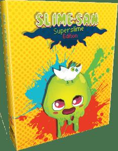 slime-san collectors edition fabrazz limitedrungames.com nintendo switch cover