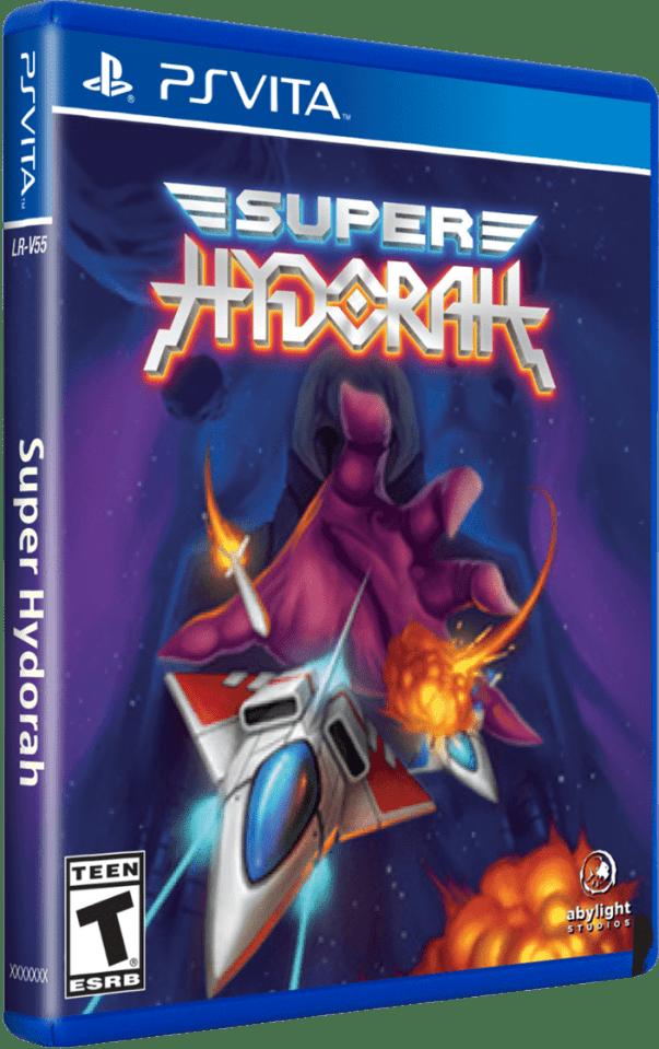 super hydorah standard edition abylight studios limitedrungames.com ps vita cover