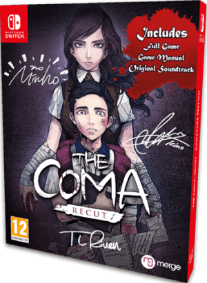 the coma recut signature edition games limitedgamenews.com nintendo switch cover