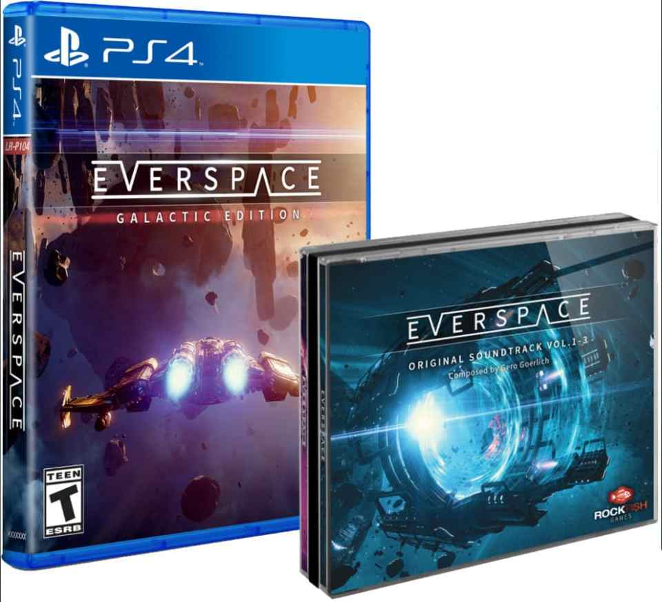 everspace galactic edition rockfish games limitedgamenews.com ps4 cover