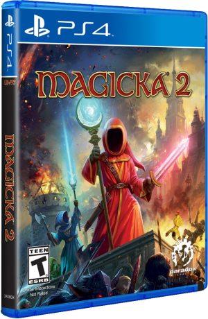 magicka 2 paradox interactive limitedrungames.com limitedgamenews.com ps4 cover