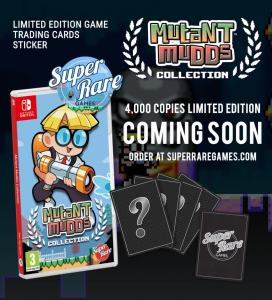 mutant mudds collection super rare games limitedgamenews.com nintendo switch announcement