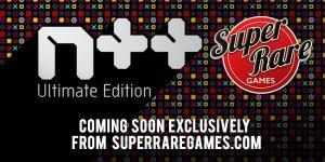 n++ ultimate edition super rare games limitedgamenews.com nintendo switch announcement