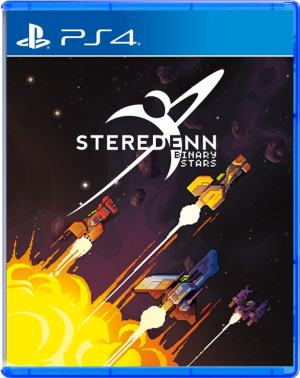 steredenn binary stars plug in digital pixelnest studio strictlylimitedgames.com limitedrungames.com ps4 cover