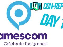 LGN Con Report Day 1