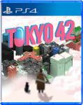 Tokyo 42 Strictly Limited Games PS4 Cover